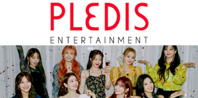 PLEDIS Entertainment administrará el grupo fromis_9