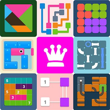 Puzzledom (MOD, Unlimited Coins) APK for Android