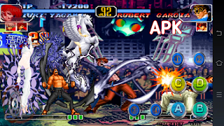 The King Of Fighters 97 AllMix V4 Mugen Game Android APK