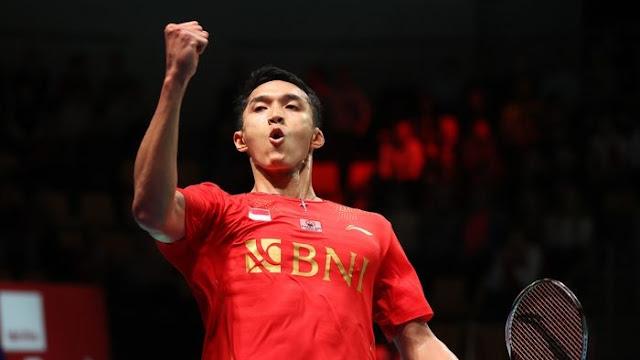 Yes! Indonesia Juara Piala Thomas 2020 Usai Kalahkan China 3-0 di Final