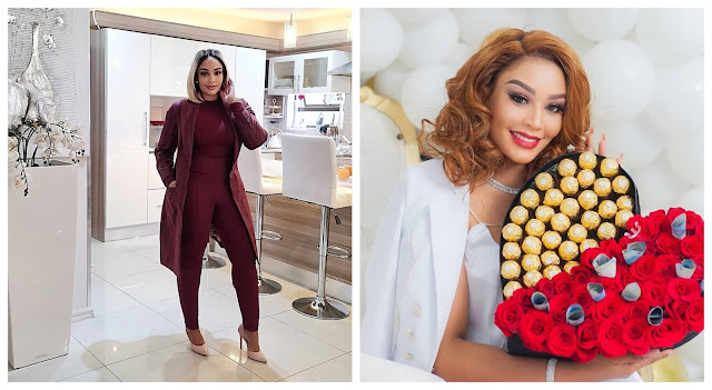 There is no amount of hope, faith and Patience that can fix some Broken men- Ugandan Socialite, Zari Hassan