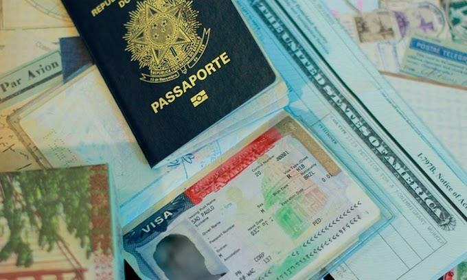 Embaixada EUA - consulado retoma agendamento de novos vistos para brasileiros nos EUA