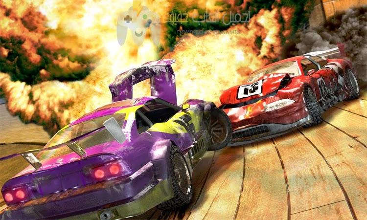 تحميل لعبة السيارات War Race للكمبيوتر والاندرويد مجانًا