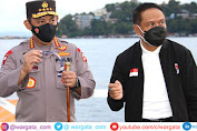 Tinjau Tiga Venue PON Papua, Kapolri Pastikan Prokes dan Pengamanan