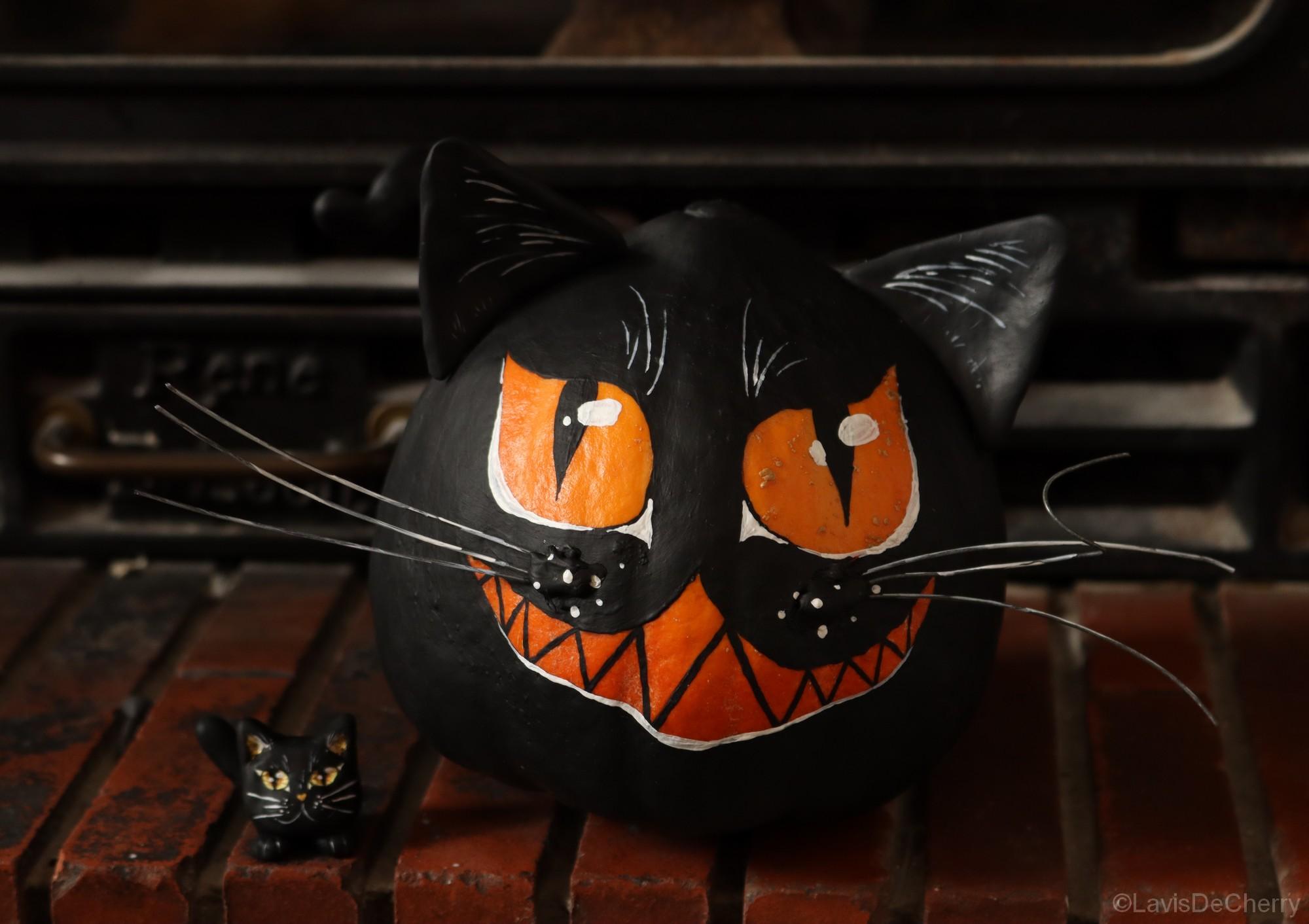 citrouille-courge-chat-halloween-deco-decoration