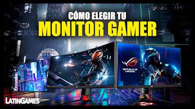 Como Elegir el Mejor Monitor Gamer del Mercado