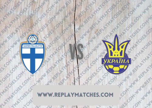 Finland vs Ukraine Highlights 09 October 2021