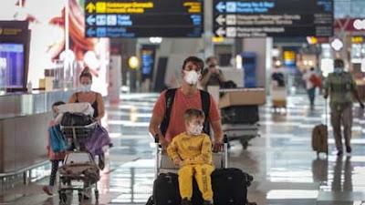 Kemenhub Batasi Kedatangan Penumpang Internasional di Bandara Soekarno-Hatta