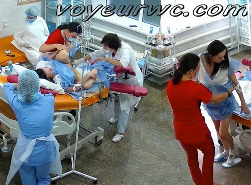 Gyno exam of pregnant woman SpyCam (Examination During Pregnancy 11-12)