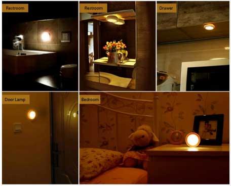 Cách sử dụng đèn thông minh cảm biến bằng tia hồng ngoại chống trộm hiệu quả