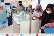 Jamin Keamanan dan Kenyamanan Nasabah, Polres Pangkep Lakukan Pengamanan di Bank BPD
