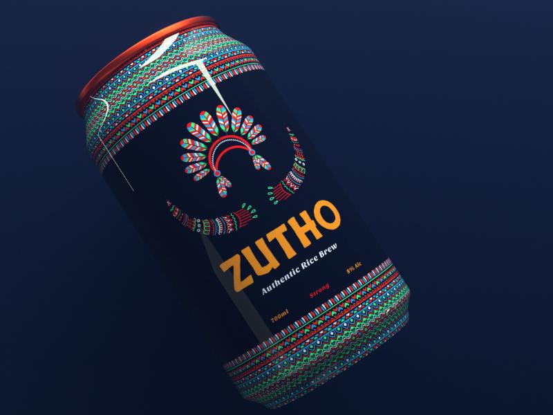 ZUTHO Authentic Rice Beer