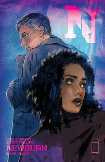 Image Comics lanzará el cómic thriller 'Newburn' de Chip Zdarsky y Jacob Phillips