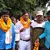दक्षिणी बराव पंचायत से सरपंच पद के लिए गुरुवार को सुरेश कुमार के द्वारा नामांकन किया गया