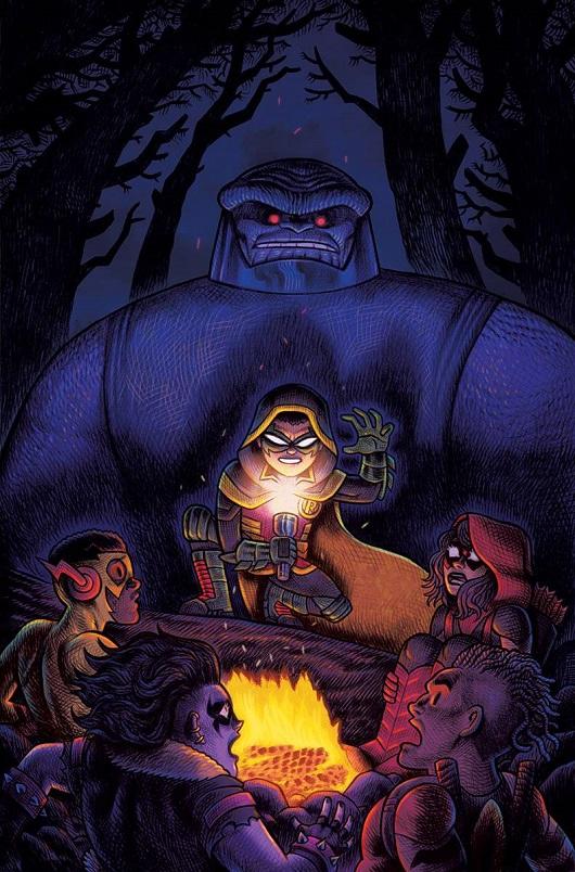 Are You Afraid of Darkseid #1