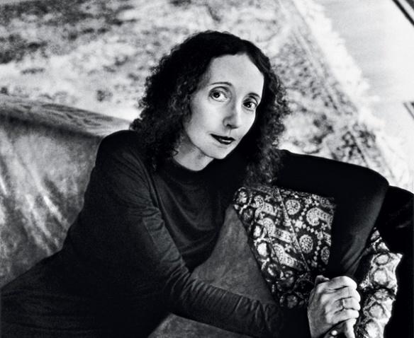 Joyce Carol Oates, candidata al Premio Nobel de Literatura