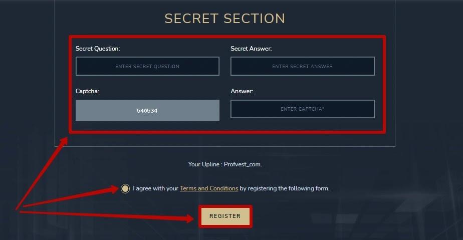 Регистрация в Crypto Stable 4