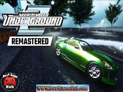 Need for Speed Underground 2 Remastered PC Game Free Download