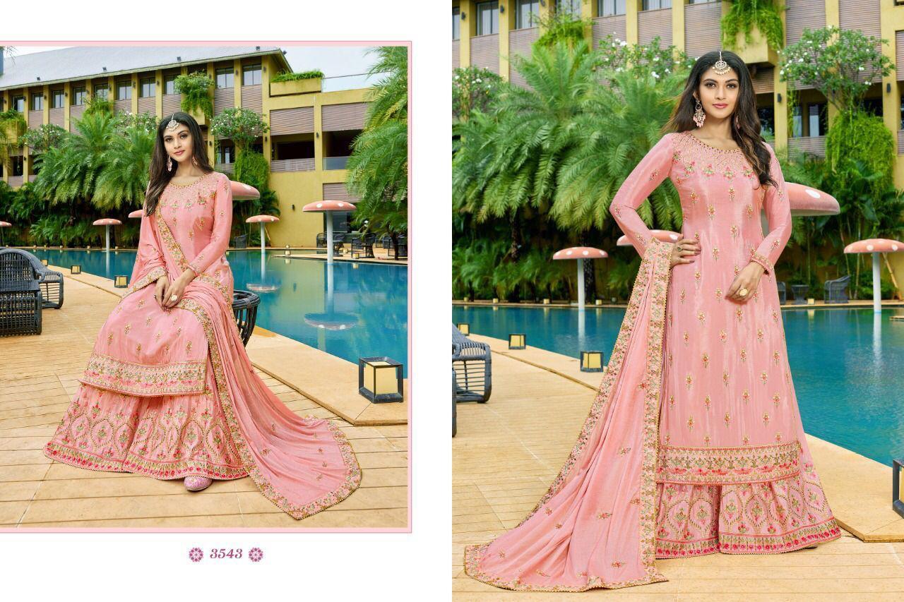 A M Fashion Dilkash Pakistani Salwar Suits Catalog Lowest Price