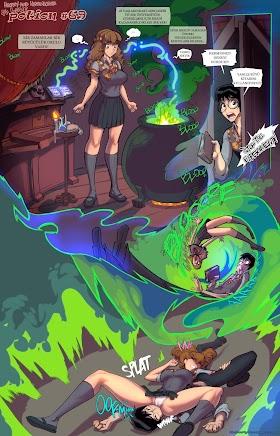 Love Potion #69 - Harry Potter (1/1)