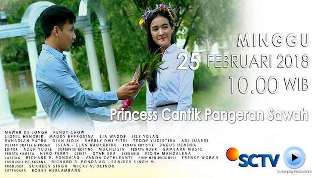 Nama Pemain FTV Princess Cantik Pangeran Sawah SCTV