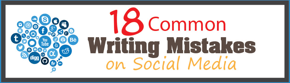 It's vs. Its, Less vs. Fewer, I vs. Me, and 15 Other Common Writing Mistakes in English