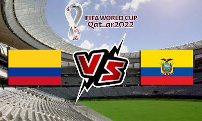 كولومبيا و الإكوادور بث مباشر