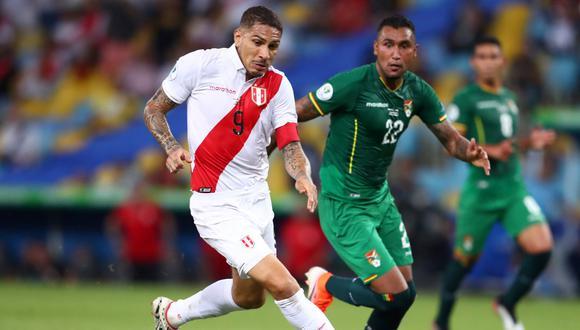 Perú vs Bolivia en vivo: cómo ver vía América TV, horarios y formaciones por Eliminatorias
