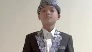 Ahmat Pahar, Putra Muratara Wakili Sumsel STQ Nasional di Maluku Utara