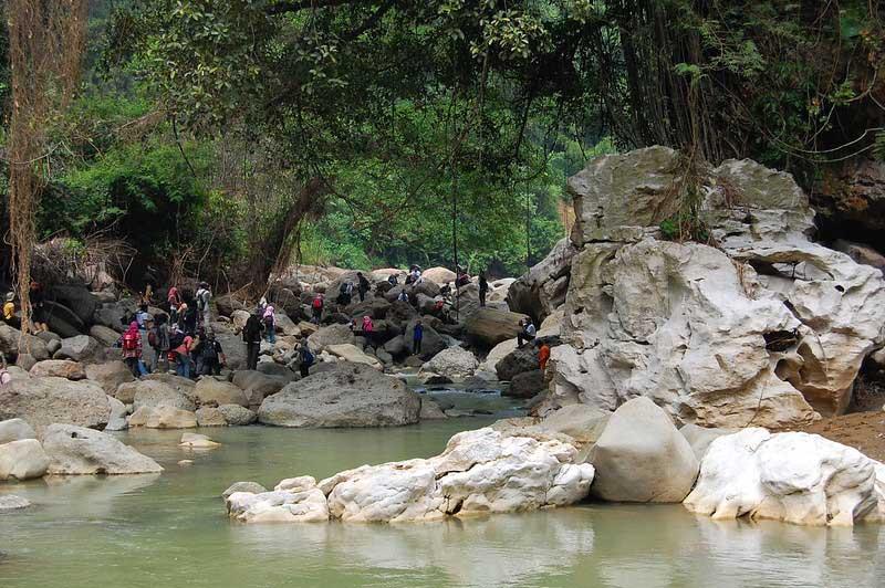 Rute Lokasi Sanghyang Heuleut Bandung