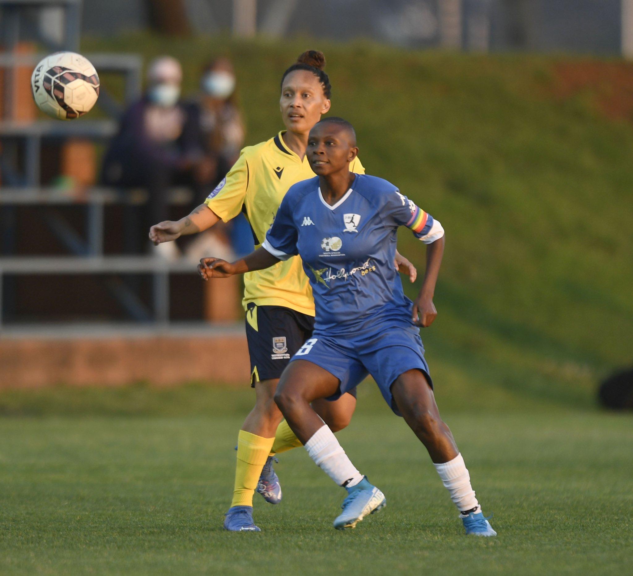 Nompumelelo Nyandeni and Leandra Smeda