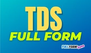 TDS Full Form