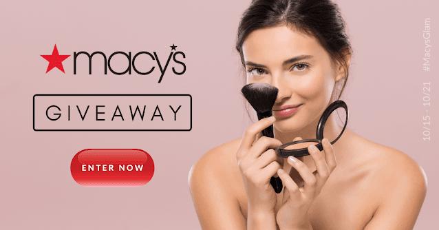 Macys fall giveaway by barbies beauty bits