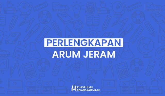 Perlengkapan Olahraga Arum Jeram (Rafting)