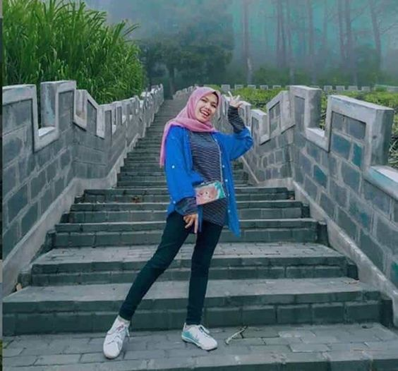 Janjang Sajuta, The Great Wall Of Sumatera Barat