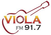 Ouvir a Rádio Viola FM 91,7 de Foz do Iguaçu PR Ao Vivo e Online