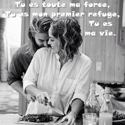 Doux messages romantiques pour un homme