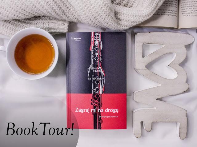 """Book tour z """"Zagraj mi na drogę""""!"""