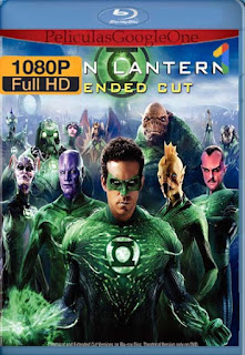 Linterna Verde Extended [2011] [1080p BRrip] [Latino-Inglés] [GoogleDrive] chapelHD