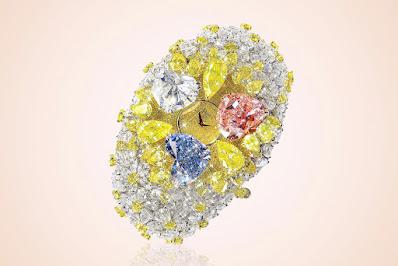 Chopard 201 Carat - Đồng hồ kim cương đắt nhất thế giới