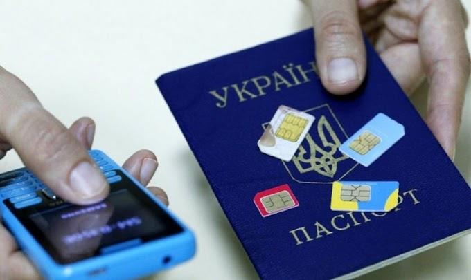 Українців від'єднають від мобільного зв'язку, якщо номери не прив'яжуть до паспортів
