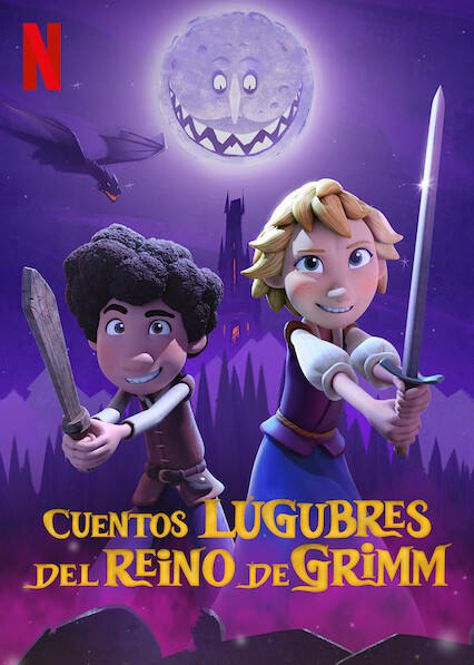 A Tale Dark & Grimm (2021) Primera Temporada NF WEB-DL 1080p Latino