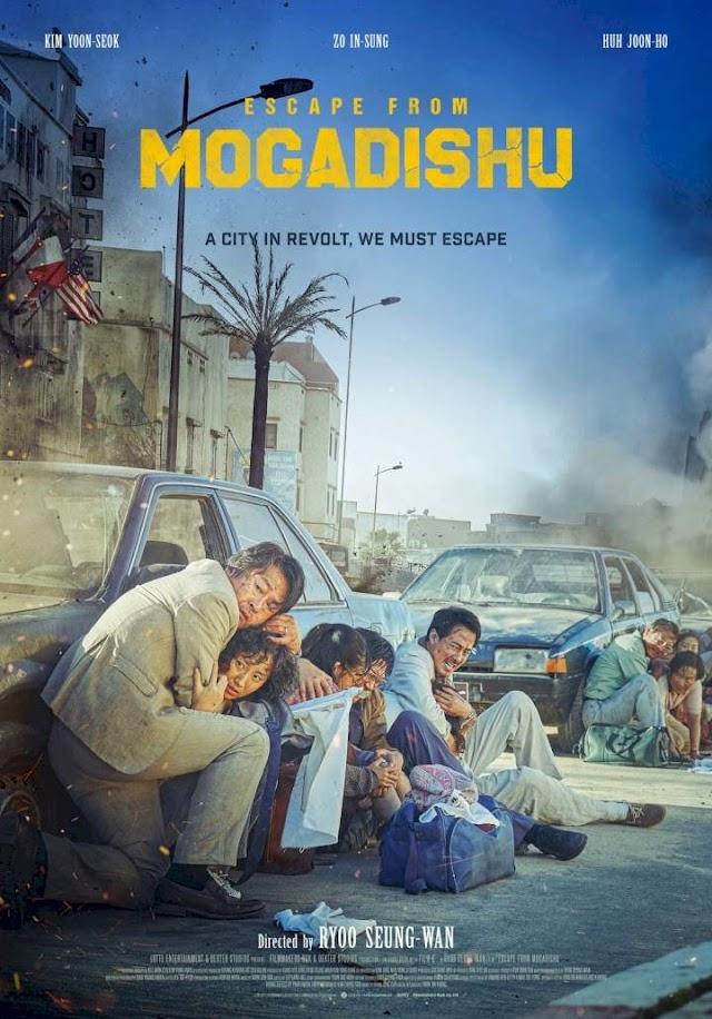 ESCAPE FROM MOGADISHU (2021)[KOREAN]