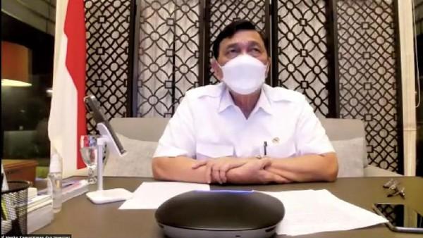 Tambah Panjang, Ini Daftar 6 Jabatan Luhut di Era Jokowi