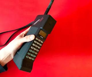 أول هاتف محمول حقيقي
