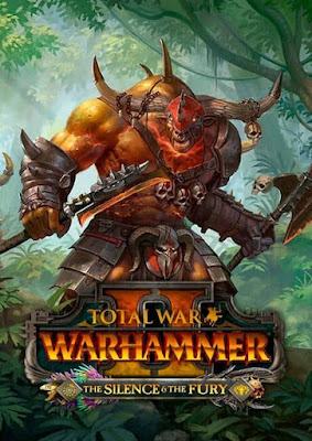 Capa do Total War: WARHAMMER II - The Silence & The Fury