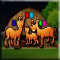 Horse Family Escape Walkt…