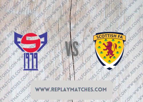 Faroe Islands vs Scotland Highlights 12 October 2021