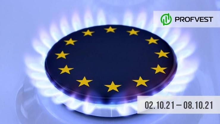 Важные новости из мира финансов и экономики за 02.10.21 - 08.10.21
