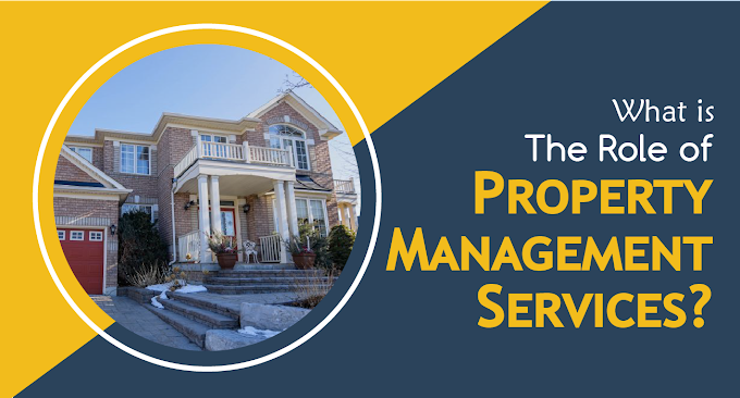 What is the role of property management services?